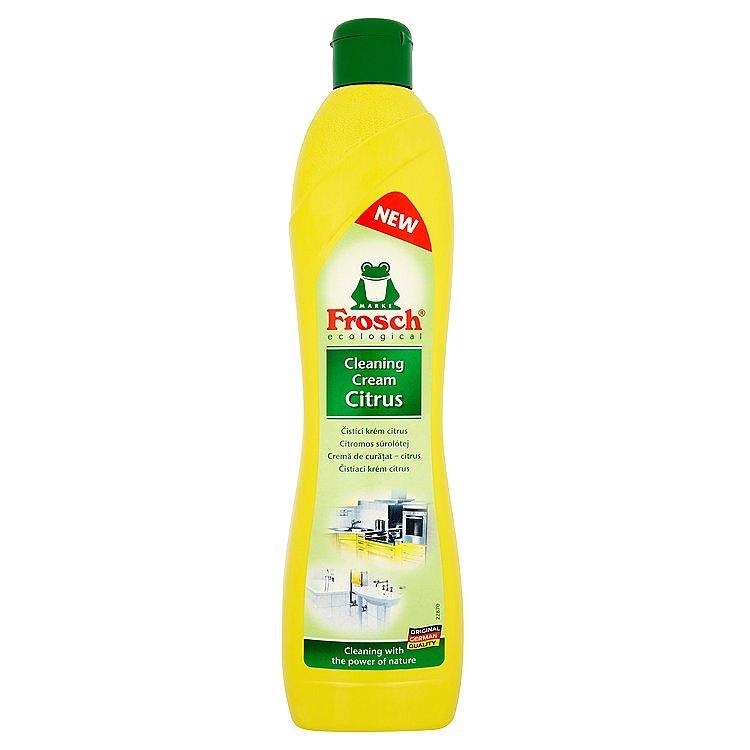 Frosch čisticí krém, citrus 500 ml