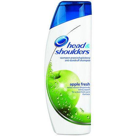 Head & Shoulders Apple fresh šampon proti lupům 400 ml