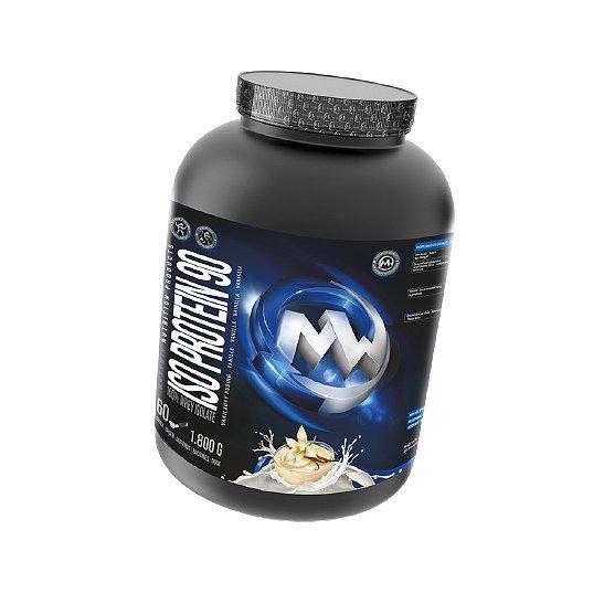 MaxxWin ISO Protein 90 Vanilka 1800g