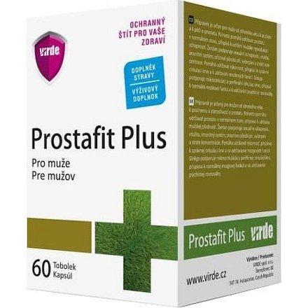 Prostafit Plus 60 tobolek