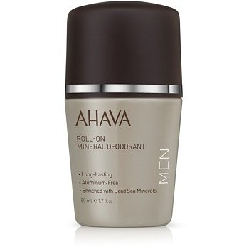 Ahava Time To Energize Men minerální deodorant roll-on  50 ml