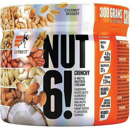 Nut 6! 300 g kokosový dezert