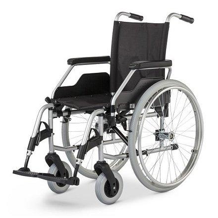 Vozík mechanický BUDGET 9050, šíře sedu 38 cm