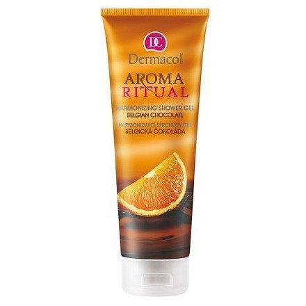 Dermacol Aroma Ritual sprchový gel belgická čokoláda 250 ml