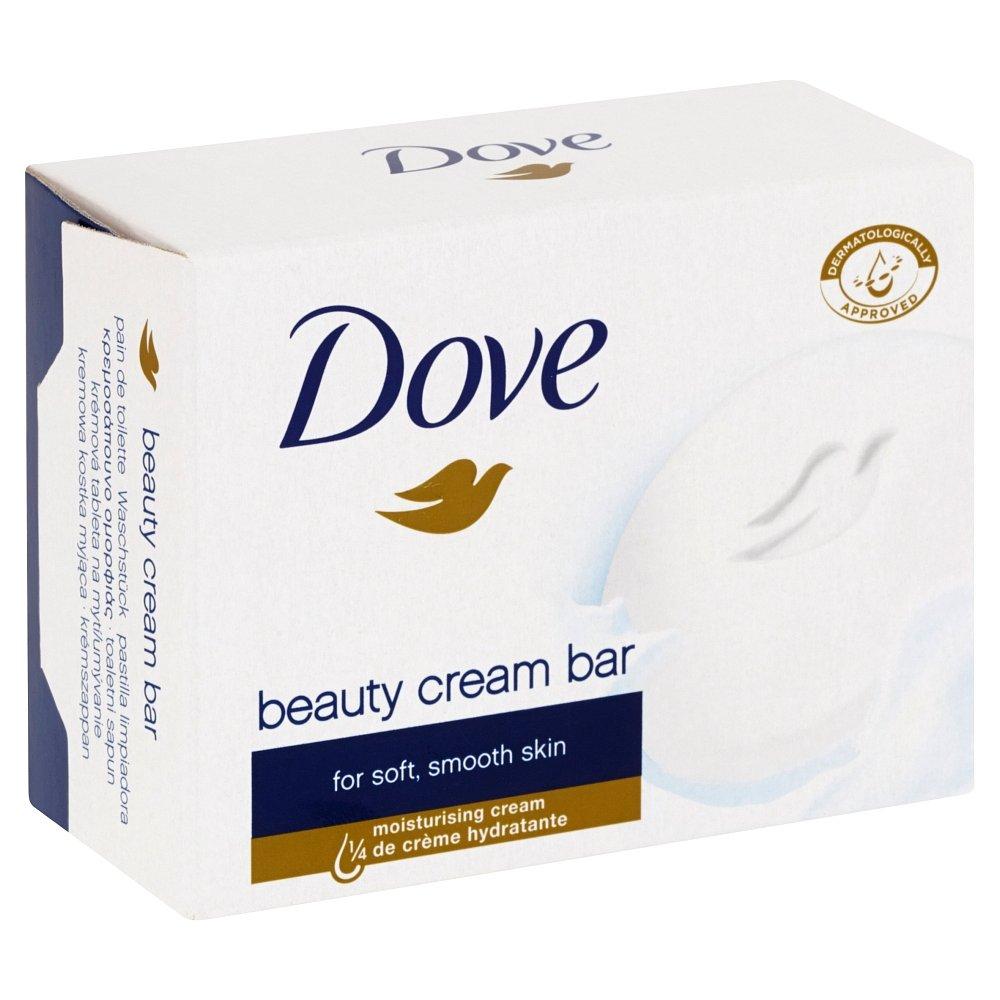 Dove Beauty Cream Bar toaletní mýdlo 100 g
