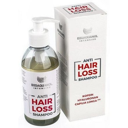 Bioaquanol Intensive Anti HAIR LOSS šampon 250ml