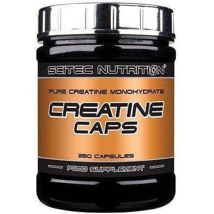 SciTec Nutrition Creatine 250 kapslí