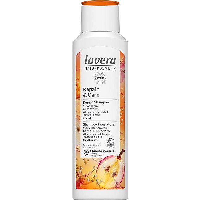 Lavera Intenzivní šampon pro pro suché a namáhané vlasy 250 ml
