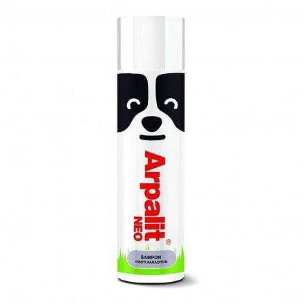 Arpalit NEO antiparazitický šampón pro psy 250ml