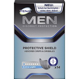 Inkontinenční vložka TENA Men Protective Shield 14ks