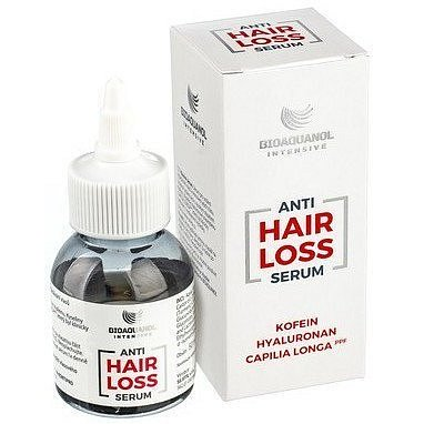 BIOAQUANOL INTENSIVE Anti HAIR LOSS Serum 50ml