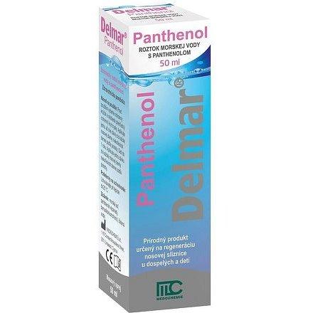 Delmar Panthenol nosní sprej 50ml