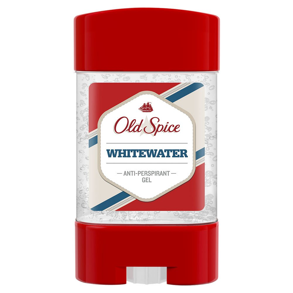 Old Spice Whitewater gelový deodorant  70 ml