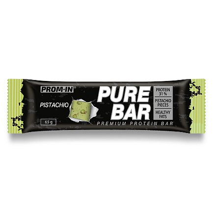 Prom-in Essential Pure Bar  pistácie 65g
