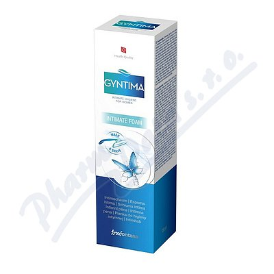 Fytofontana Gyntima Intimate Foam 150 ml
