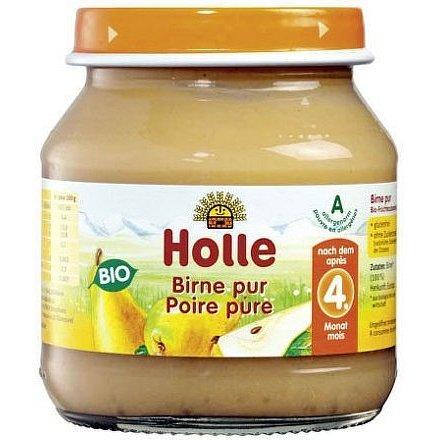 HOLLE BIO 100% Hruška 125g
