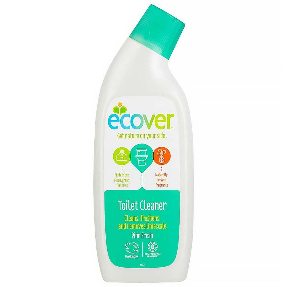 ECOVER WC čistič borovice 750 ml
