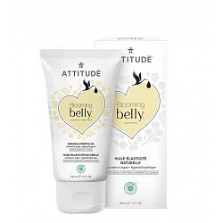 ATTITUDE Blooming belly Olej argan a mandle 150 ml
