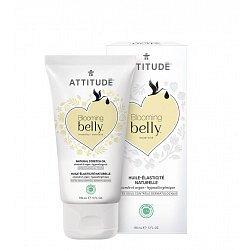 ATTITUDE Blooming belly Olej argan a mandle 150 ml