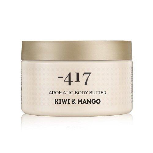 -417 Aromatic Body Butter Kiwi&Mango aromatické tělové máslo 250 ml + dárek -417 - pleťová maska