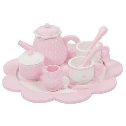 Čajová sada pink