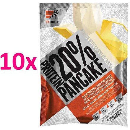 Proteinové palačinky 20 % 10 x 50 g banán čokoláda