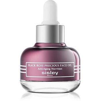 Sisley Black Rose Precious Face Oil vyživující pleťový olej 25 ml