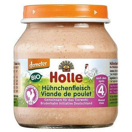 Holle bio dětská přesnídávka Kuřecí maso