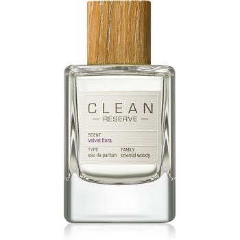 CLEAN Reserve Collection Velvet Flora parfémovaná voda unisex 100 ml