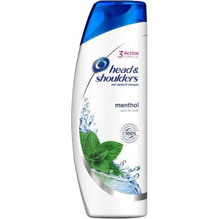 Head & Shoulders šampón Menthol 400ml
