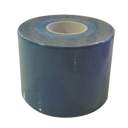 Kinezio tejp 5cmx5 m modrý
