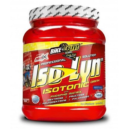 Amix Iso-Lyn Isotonic pwd. 800g citron