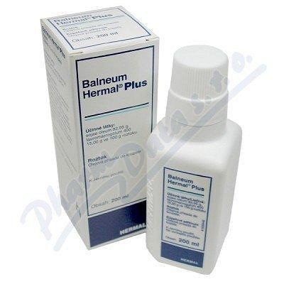 Balneum Hermal Plus tekutina 1 x 200 ml
