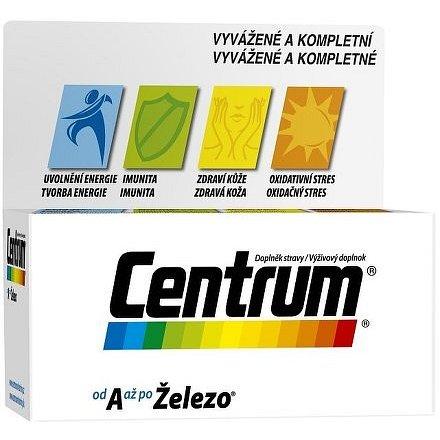 Centrum AZ s Multi-Efektem tablety 30