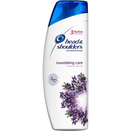 Head & Shoulders Nourishing šampon 400ml
