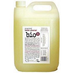 Bio d WC čistič náhradní kanystr 5 l