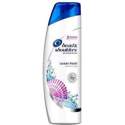 Head & Shoulders šampón Ocean Fresh 400ml