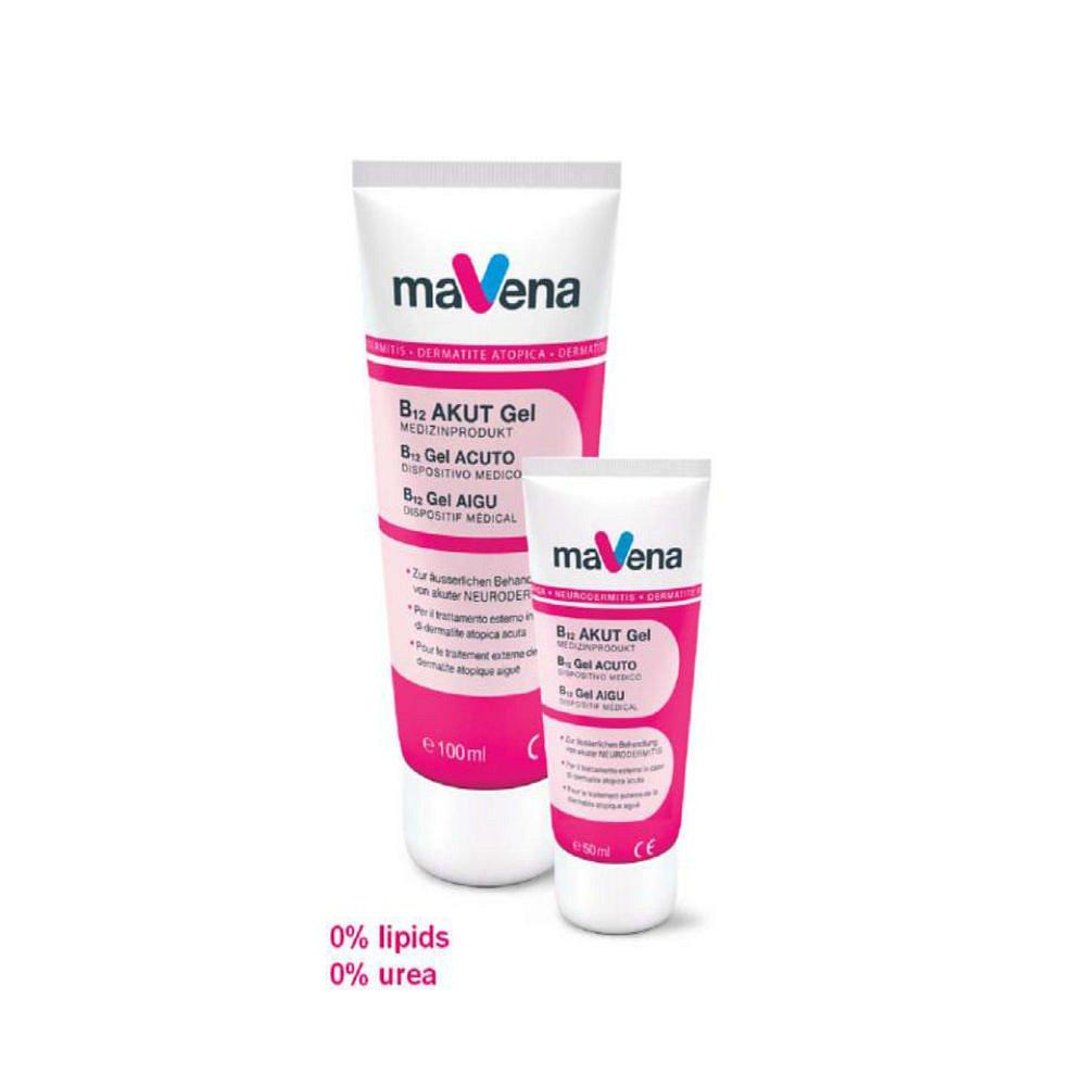 MAVENA kožní gel s vitaminem B12 50ml