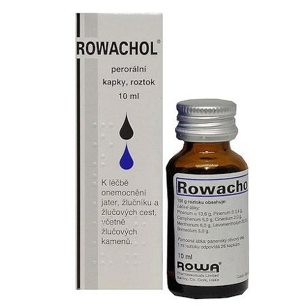 Rowachol kapky 1 x 10 ml