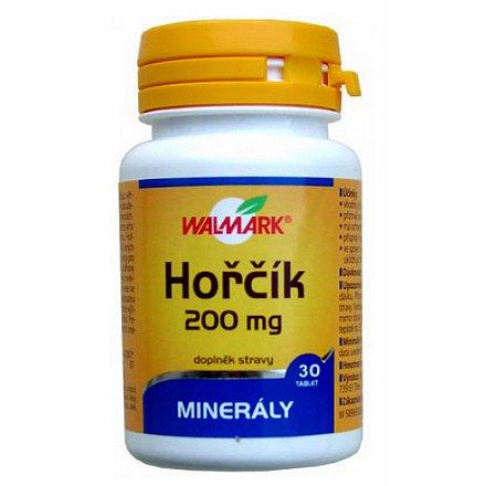 Walmark Hořčík 200 mg tablety 30