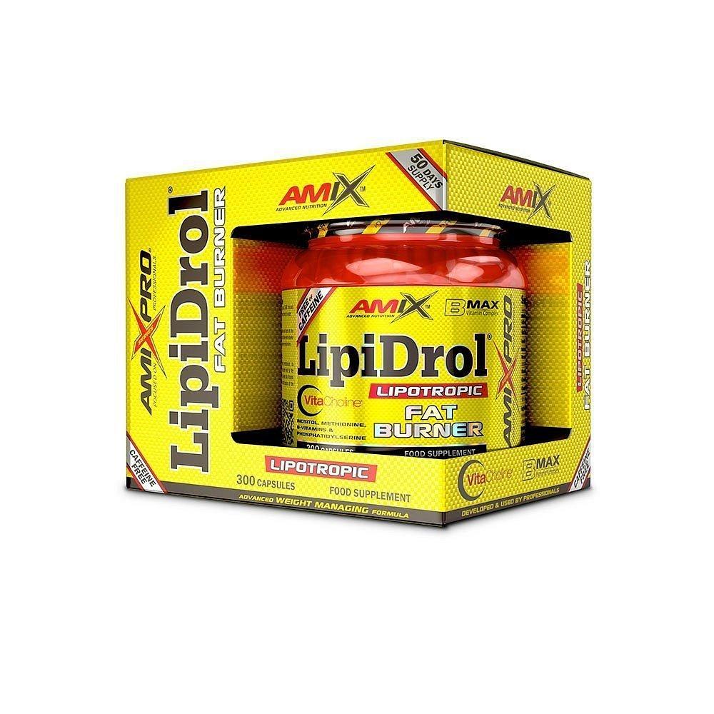 LipiDrol Fat Burner 300 kapslí