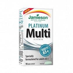 Jamieson Multi Platinum pro dospělé 65+ 90 tablet