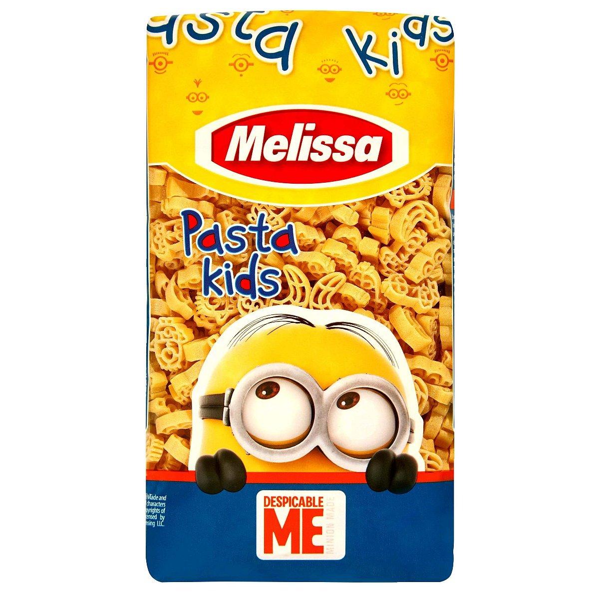 """MELISSA Dětské těstoviny """"Mimoni"""" 500 g"""