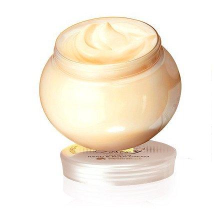 Oriflame Krém na ruce a tělo Milk & Honey Gold 250 ml