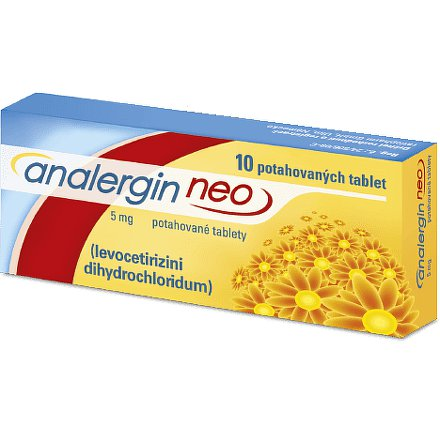 Analergin Neo 10 tablet