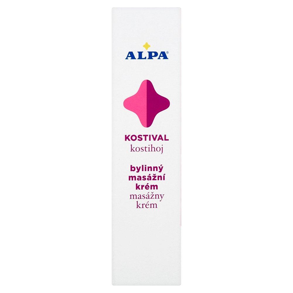 Alpa masážní krém s kostivalem 40 ml