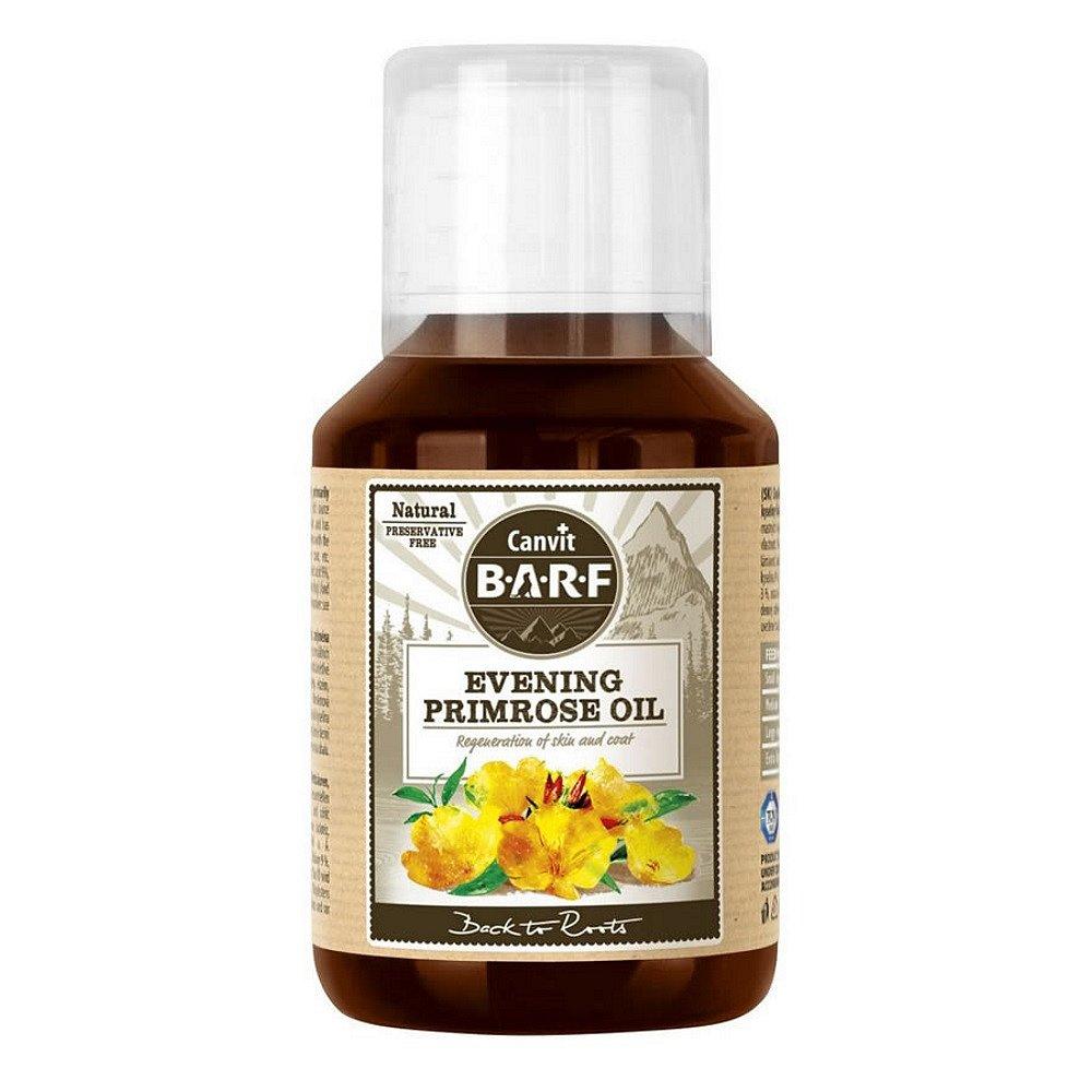 CANVIT BARF Pupalkový olej pro psy 100 ml