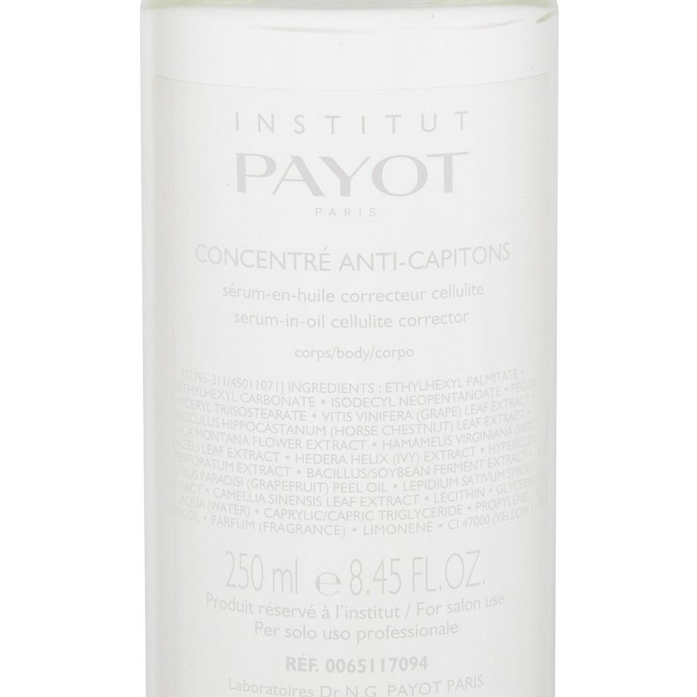 PAYOT Herboriste Détox proti celulitidě a striím 250 ml