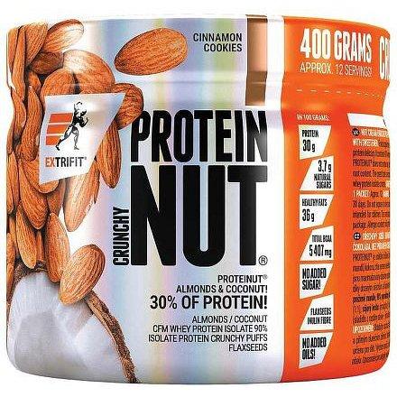 Proteinut Crunchy 400 g skořice cookies