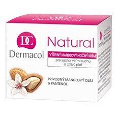 Dermacol Natural mandlový krém noční 50 ml